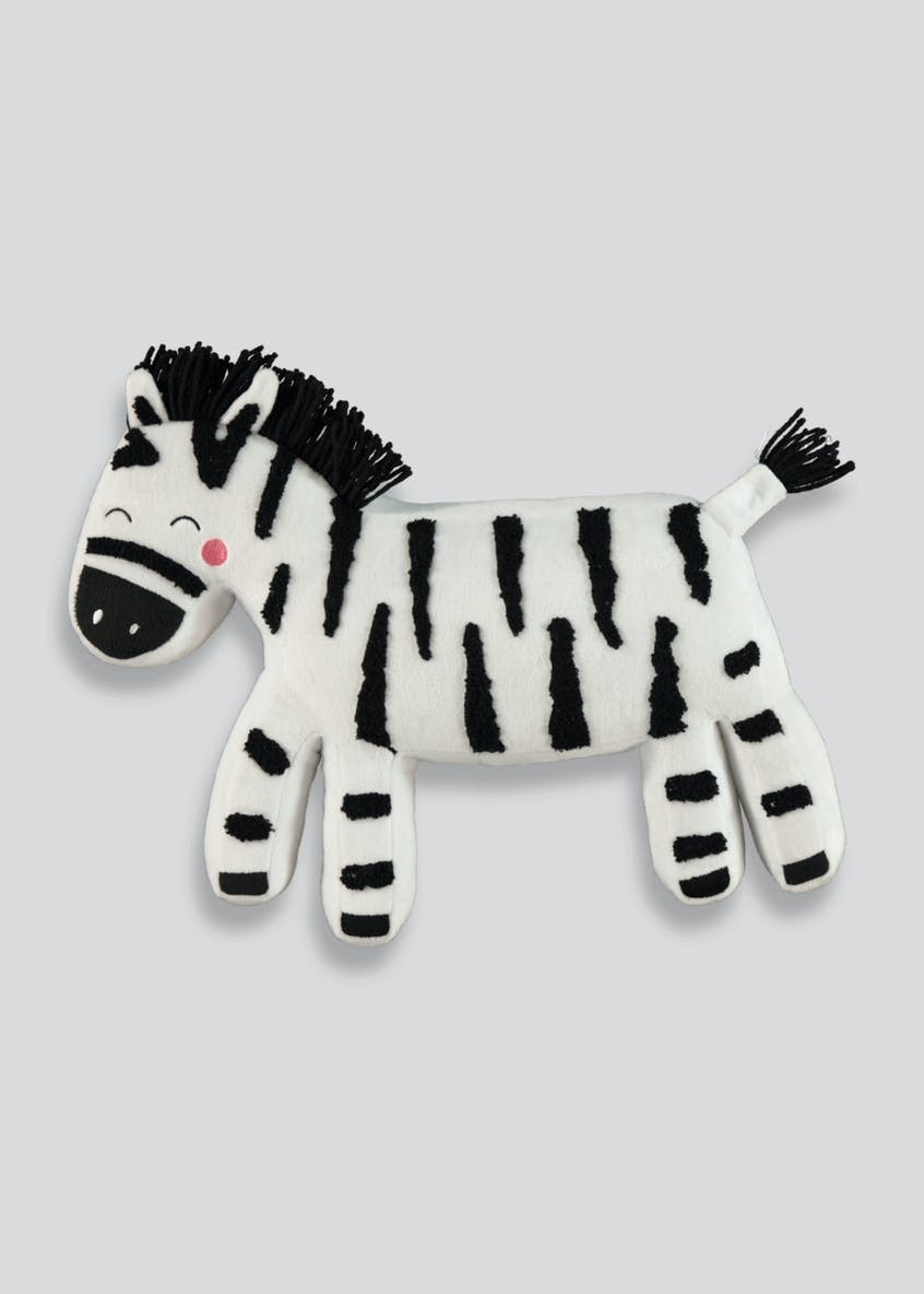 Kids Zebra Cushion (40cm x 6cm)
