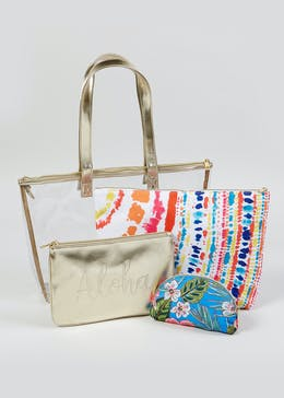 Holiday Travel Bag Set