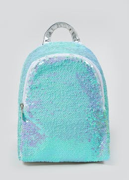 Girls Flippy Sequin Backpack