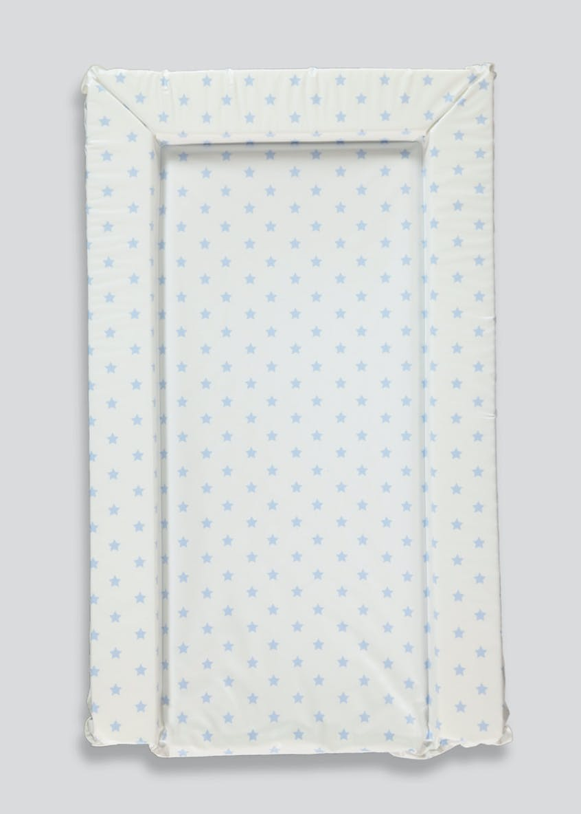 Star Print Baby Changing Mat (One Size)