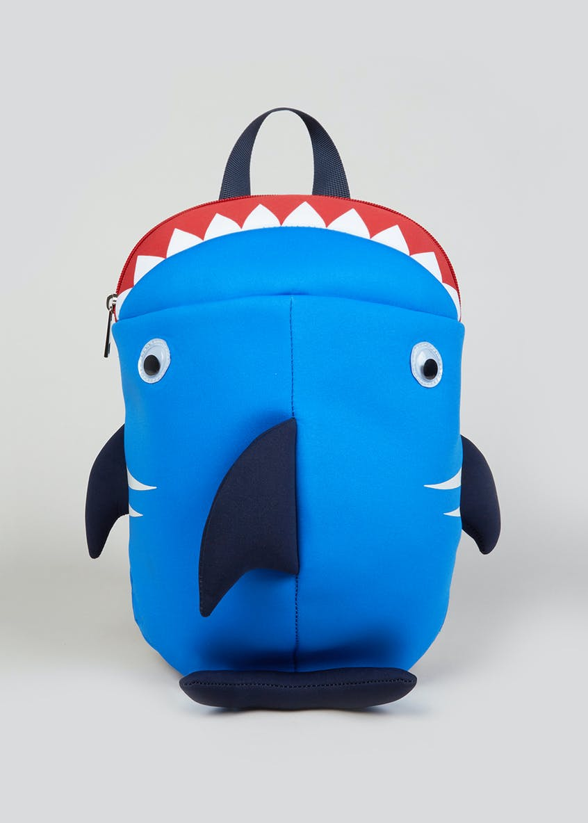 Kids Shark Backpack