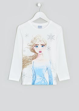 Kids Disney Frozen 2 Long Sleeve T-Shirt (2-9yrs)