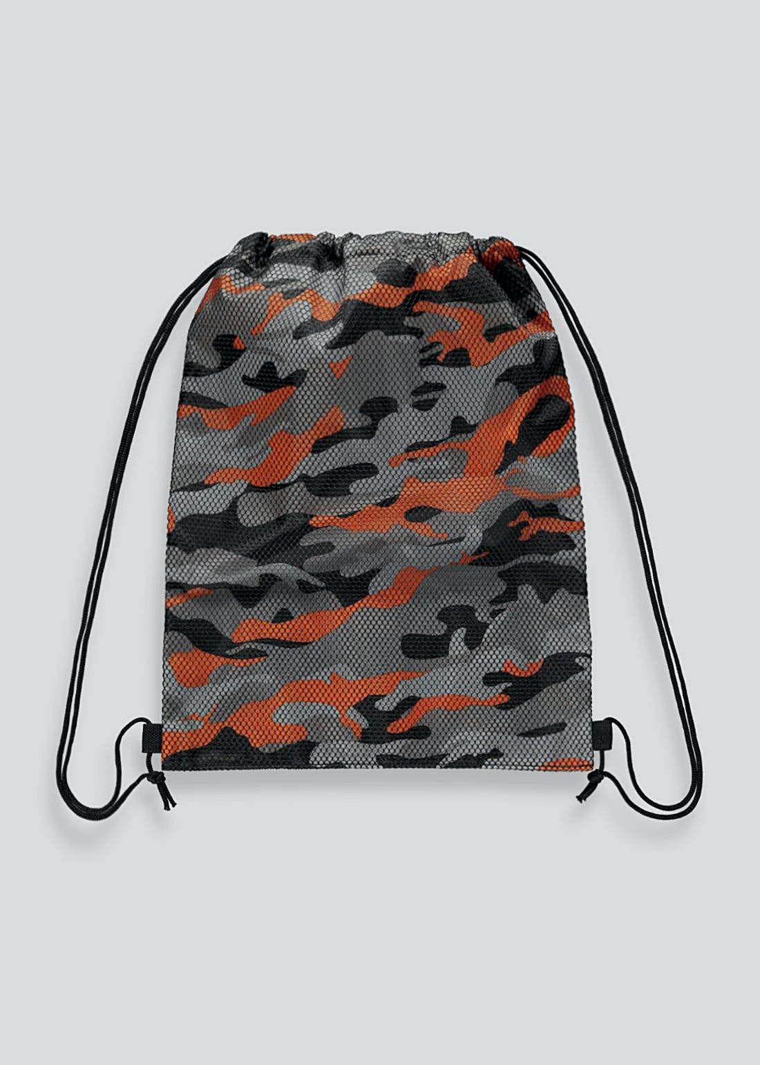 Boys Camo Pump Bag