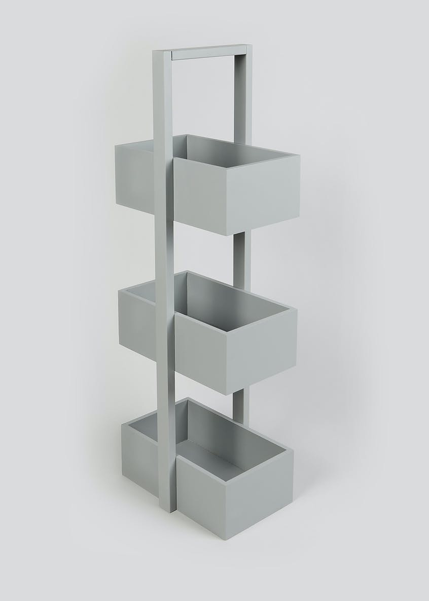 3 Tier Storage Caddy (75cm x 25cm x 18cm)