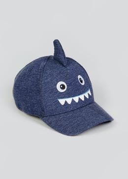 Kids Shark Cap