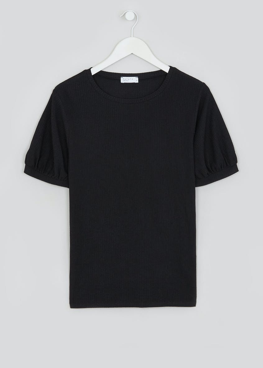 Puff Sleeve Co-Ord T-Shirt