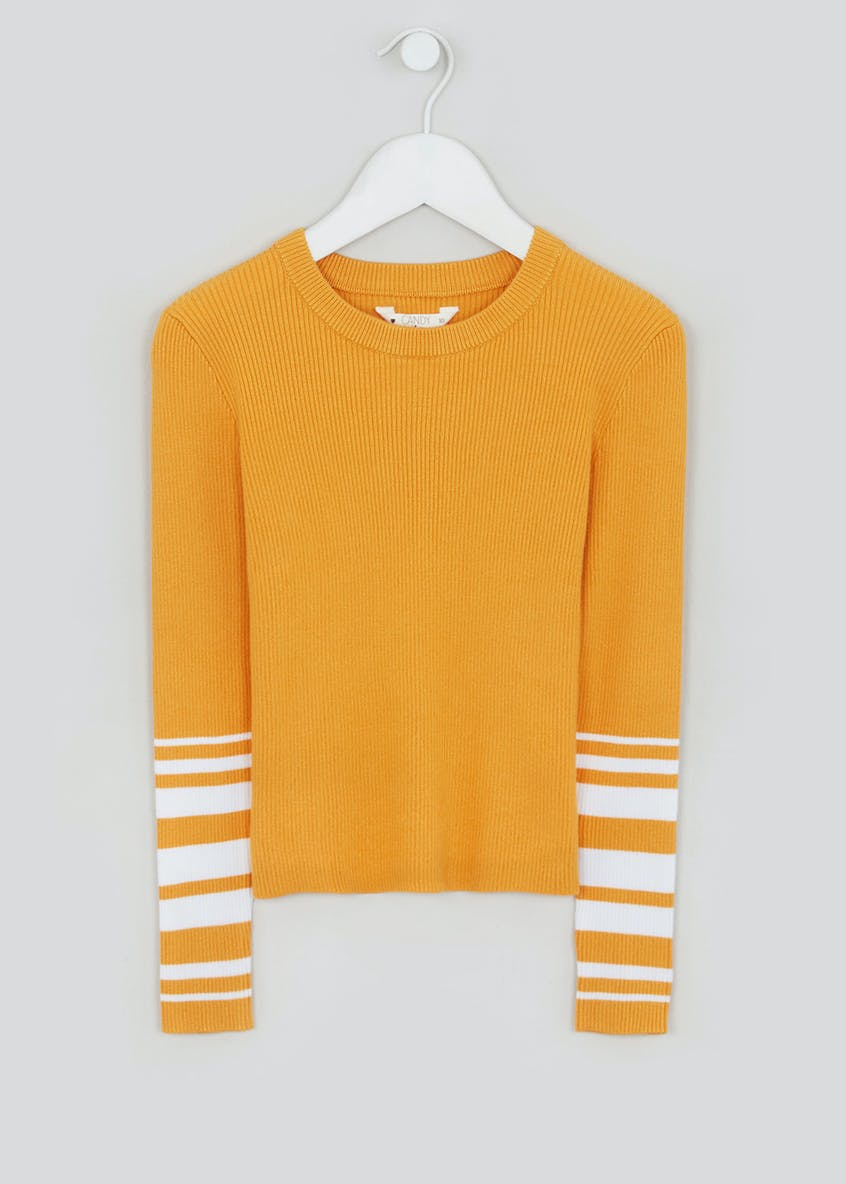 Girls Candy Couture Crew Neck Jumper (9-16yrs)