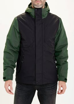 Morley Black Technical Jacket