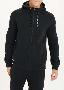 US Athletic Zip Through Hoodie