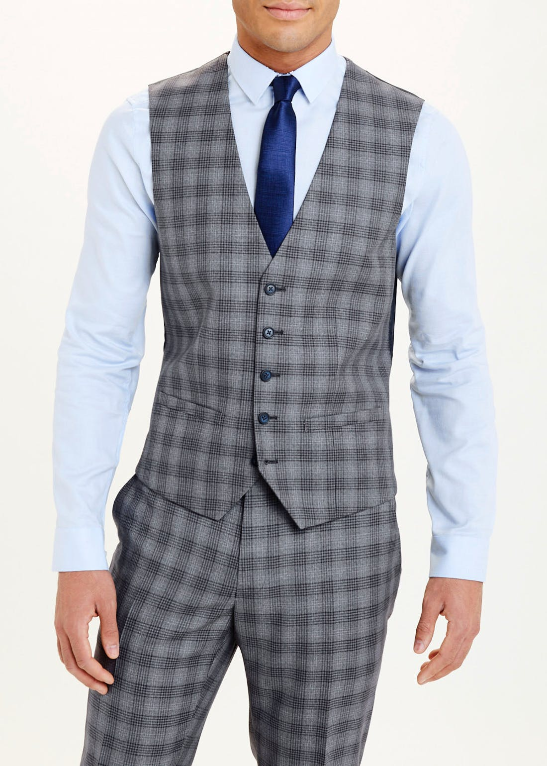 Taylor & Wright Ainsworth Tailored Fit Waistcoat