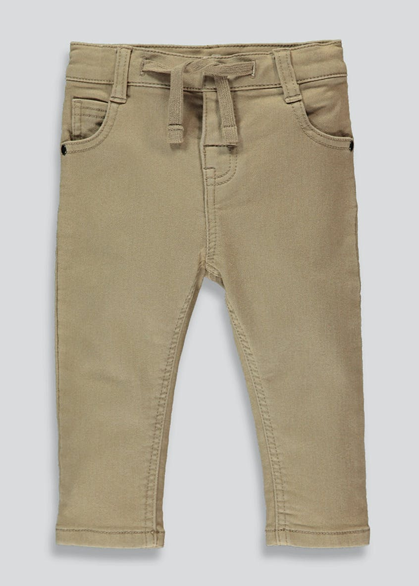 Boys Knitted Skinny Jeans (9mths-6yrs)