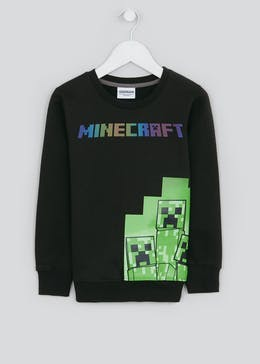 Kids Minecraft Sweatshirt (5-12yrs)
