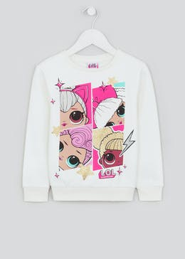 Kids L.O.L. Surprise Sweatshirt (4-11yrs)