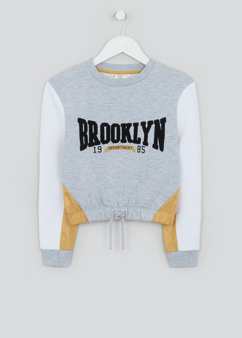 Girls Candy Couture Brooklyn Sweatshirt (9-16yrs)