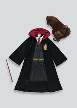 Kids Harry Potter Hermione Fancy Dress Costume (5-12yrs)