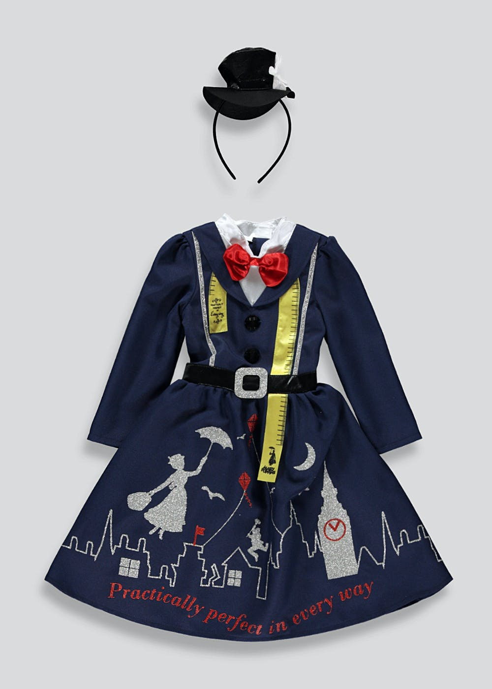Boys//Gents VICTORIAN BATHING SUIT Mary Poppins Returns Book Day Fancy Dress