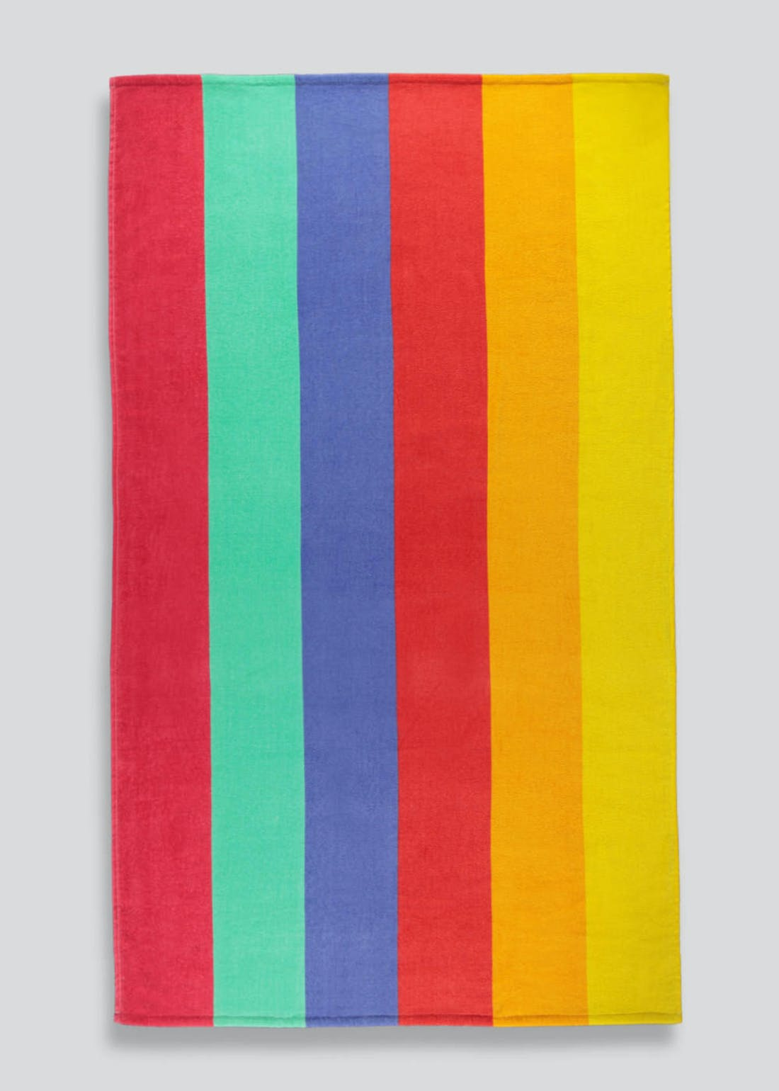 Stripe Oversized Beach Towel (180cm x 100cm)