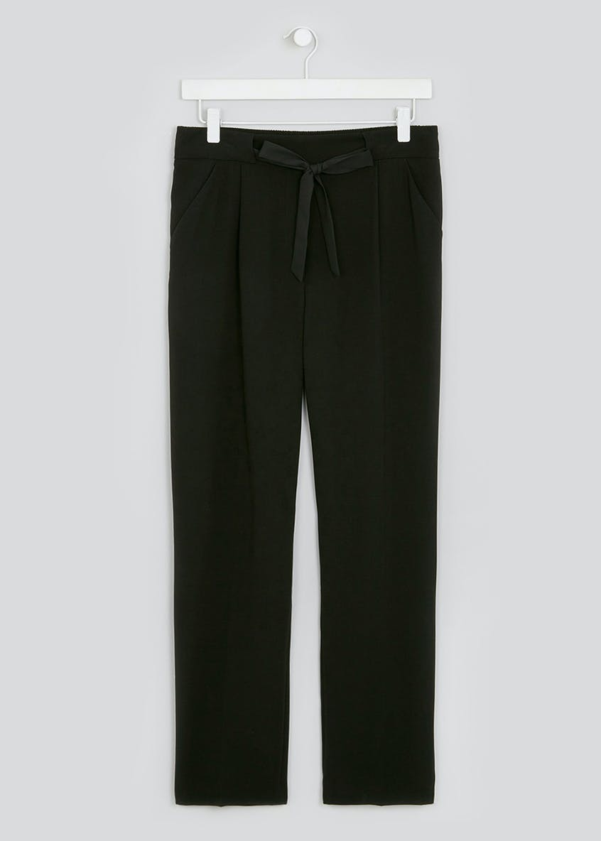 Belted Smart Joggers