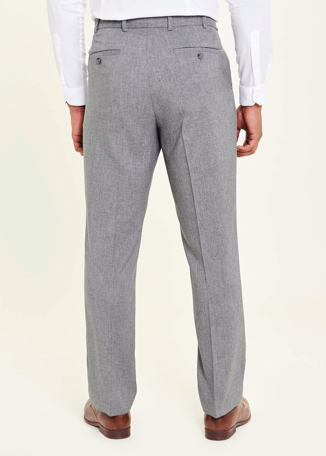 Taylor & Wright Regular Fit Flexi Waist Trousers