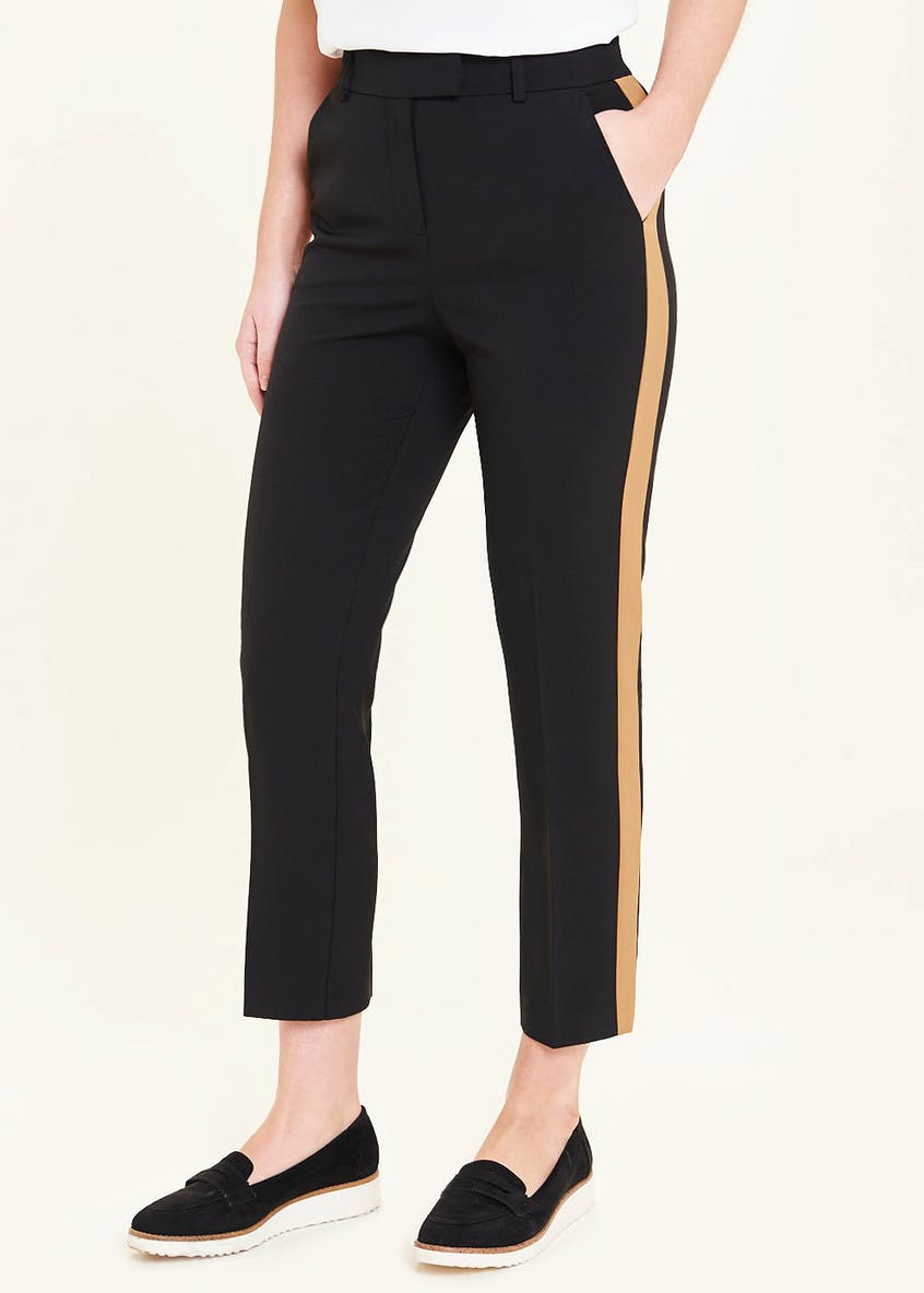 Side Stripe Tailored Trousers