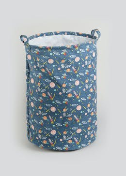 Kids Space Print Storage Basket (56cm x 45cm)