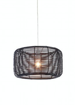 Rattan Easy Fit Shade (H28cm x W20cm)