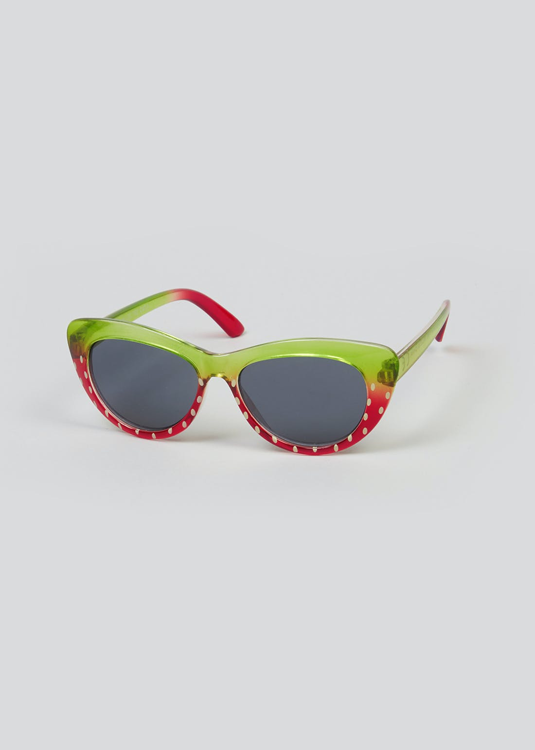 Girls Strawberry Sunglasses (One Size)