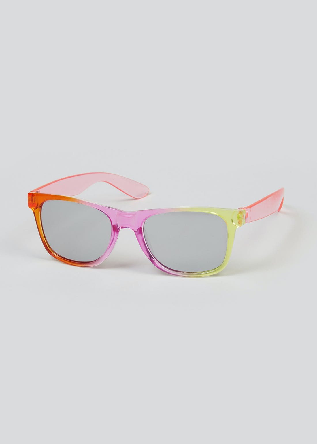 Girls Rainbow Sunglasses (One Size)