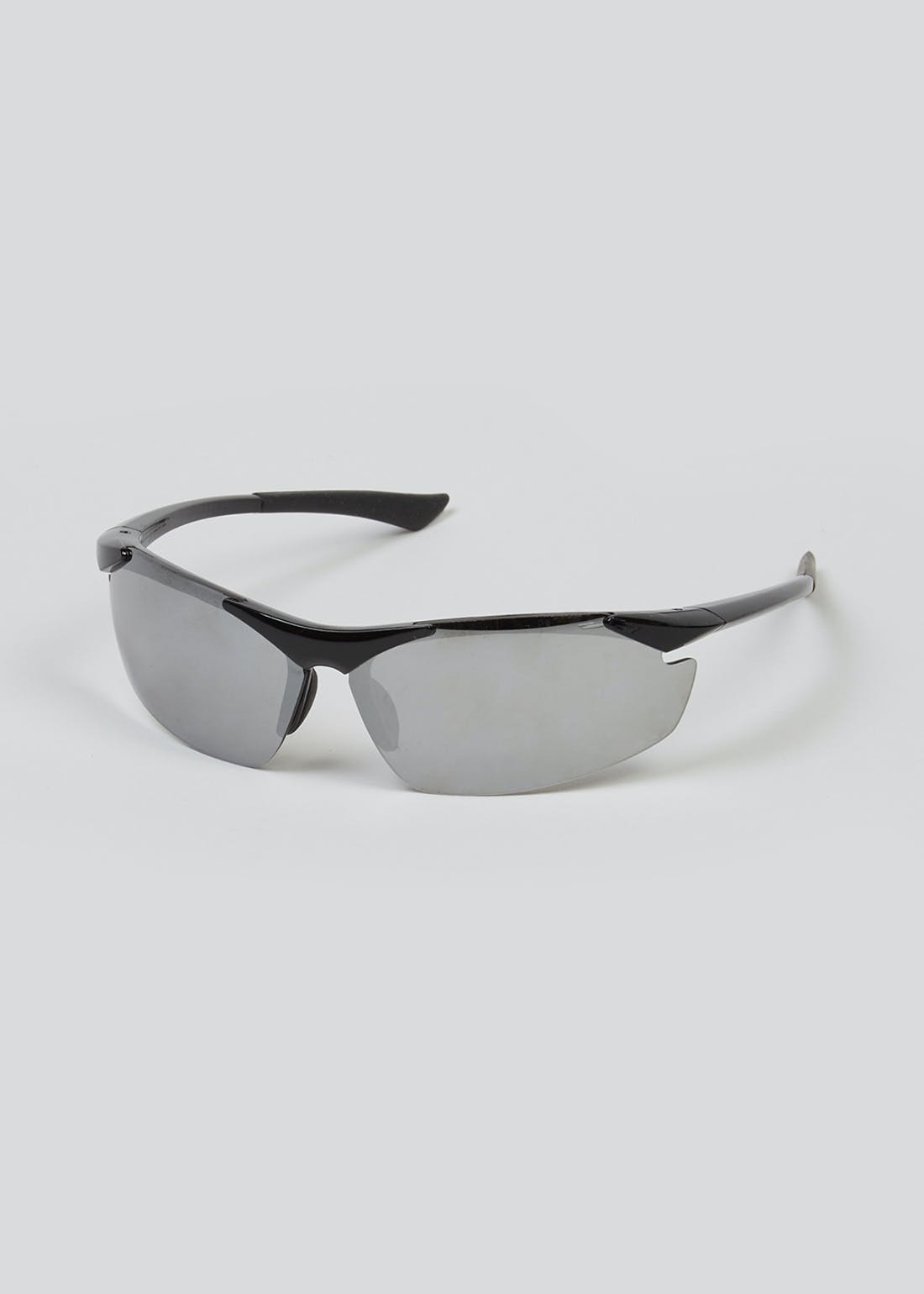 Semi Rimless Sports Sunglasses