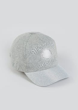 Girls Mermaid Cap (7-13yrs)