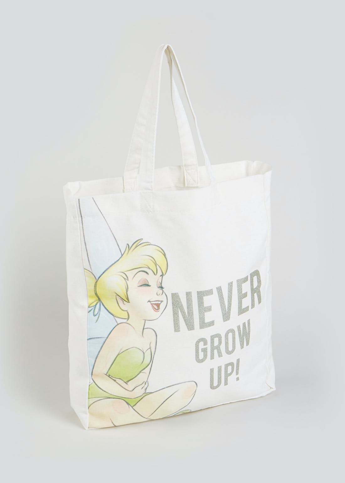 Kids Disney Tinker Bell Canvas Tote Bag