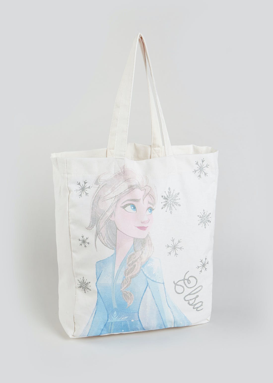 Kids Disney Frozen Canvas Tote Bag