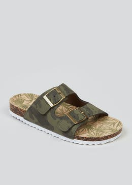 Boys Camo Sandals (Younger 10-Older 6)