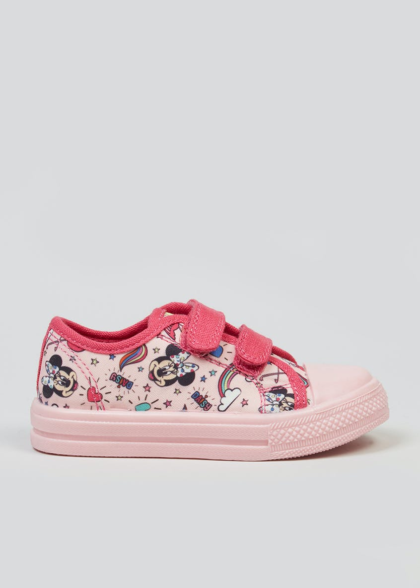 Girls Disney Minnie Mouse Trainers (Younger 4-12)