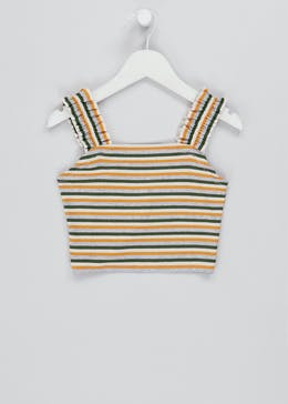 Girls Candy Couture Cami Crop Top (9-16yrs)