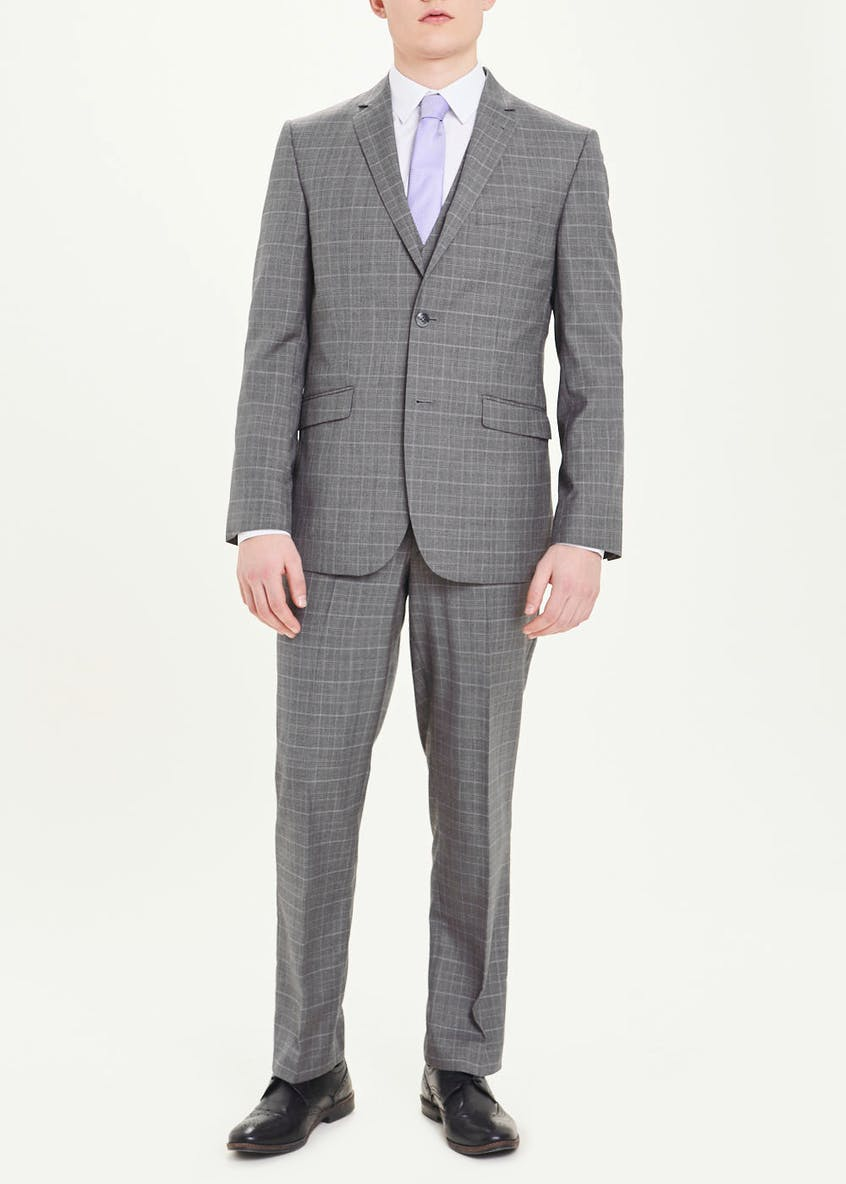 Taylor & Wright Mitchell Regular Fit Suit Trousers