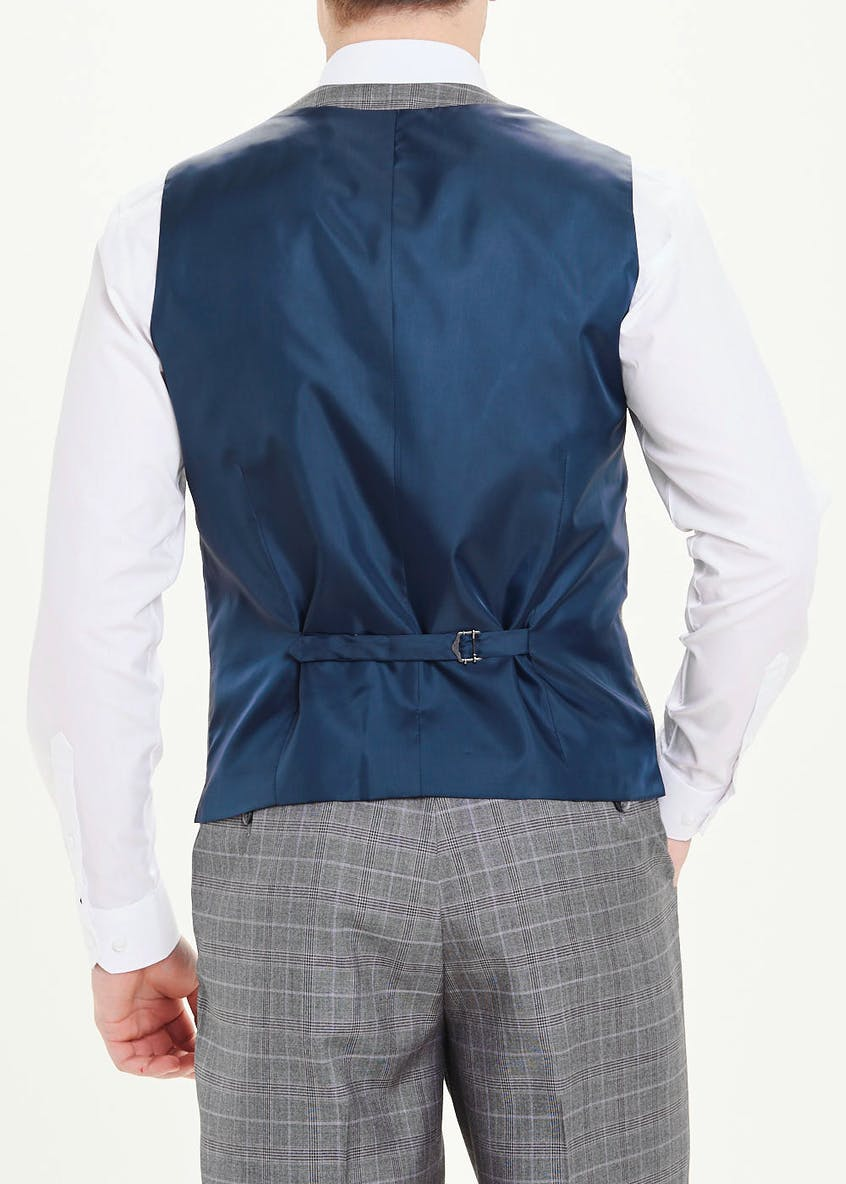 Taylor & Wright Mitchell Regular Fit Suit Waistcoat