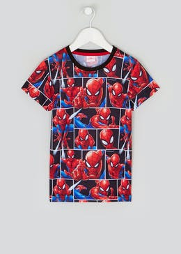 Kids Spider-Man T-Shirt (2-9yrs)