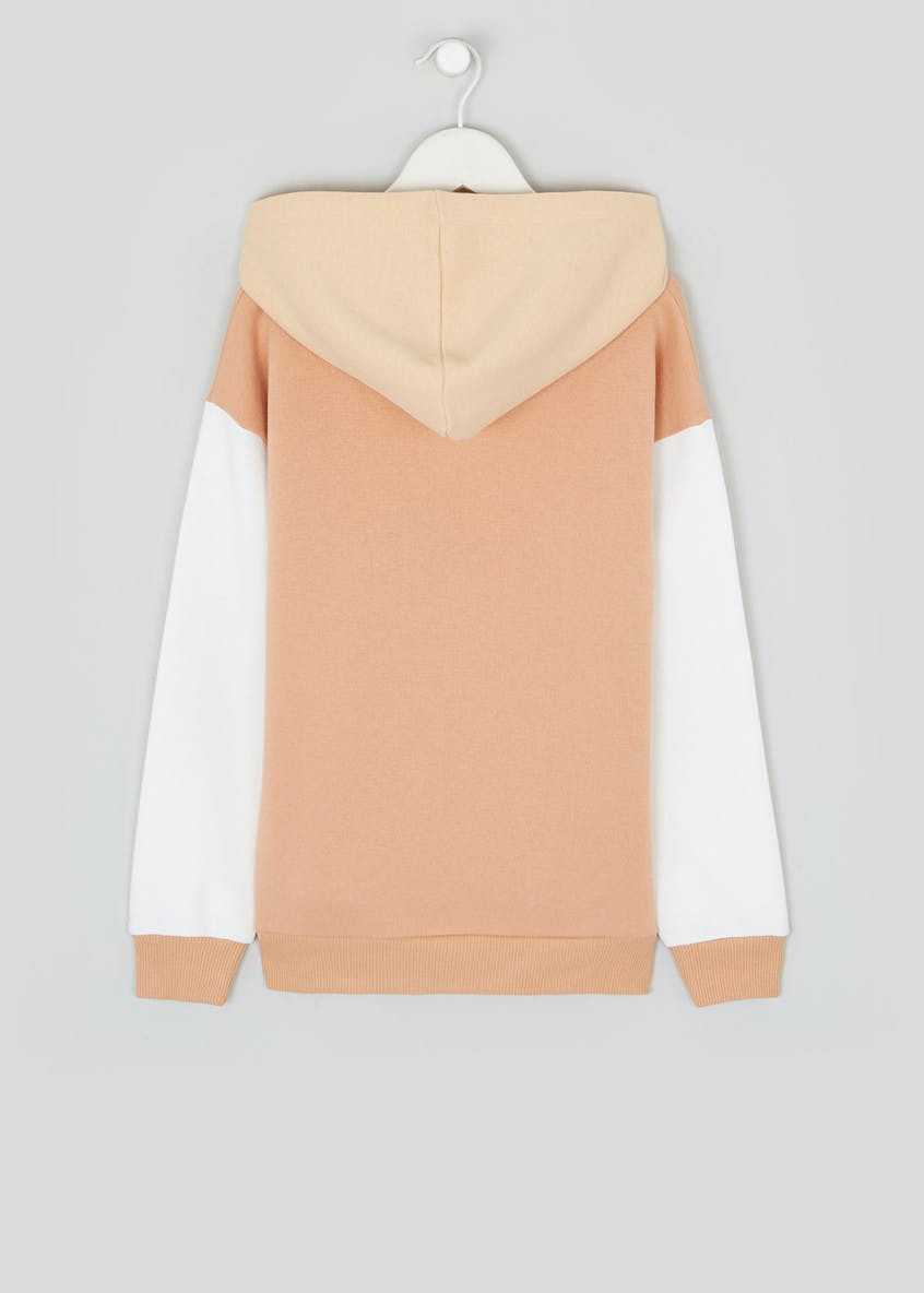 Girls Candy Couture Colour Block Hoodie (9-16yrs)