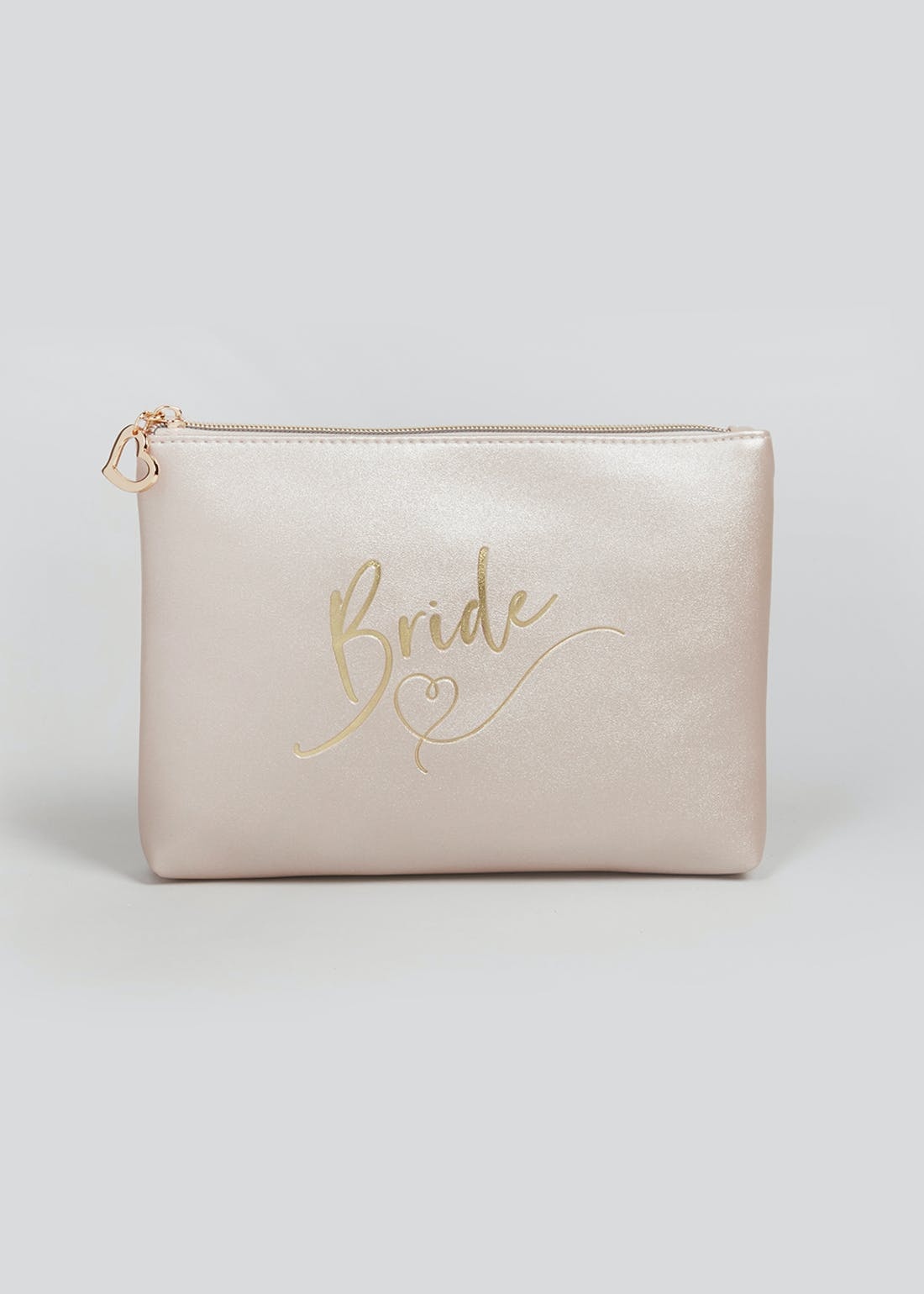 Bride Makeup Bag (23.5cm x 17cm x 3.5cm)