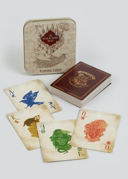 Harry Potter Playing Cards (13cm x 8.5cm x 2cm)