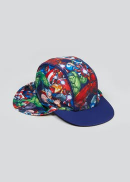 Kids Marvel Surf Hat (12mths-4yrs)