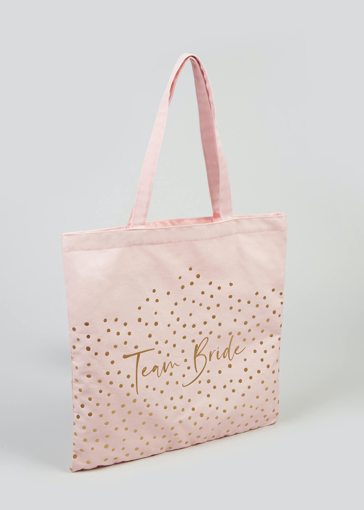 Team Bride Tote Bag (37cm x 37cm)