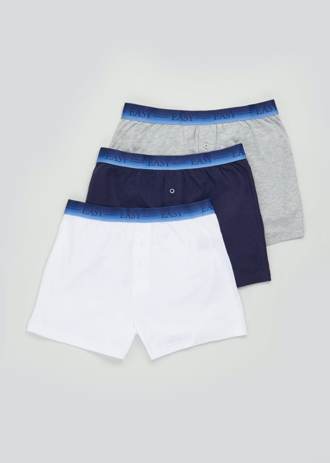 3 Pack Loose Fit Boxers