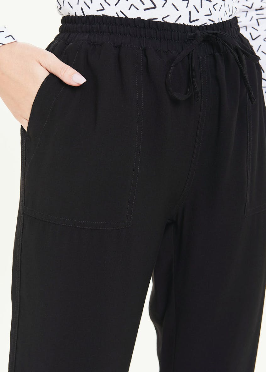 Tapered Cuffed Utility Joggers