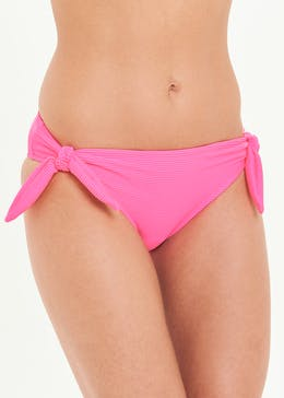 Two Way Tie Side Bikini Bottoms