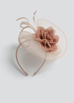 Crinkle Loop Fascinator