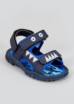 Boys Blue Adventure Sandals (Younger 4-9)