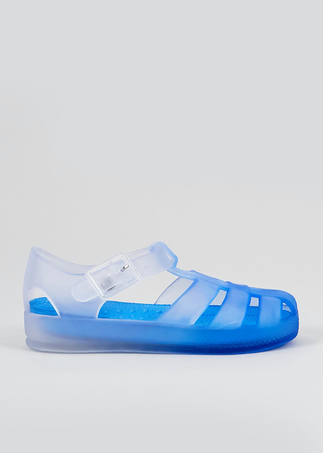Boys Blue Jelly Shoes (Younger 4-12)