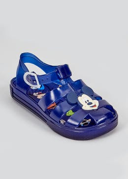 Boys Disney Mickey Mouse Jelly Shoes (Younger 4-10)